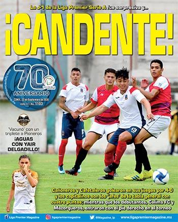 Liga Premier Magazine No. 1103