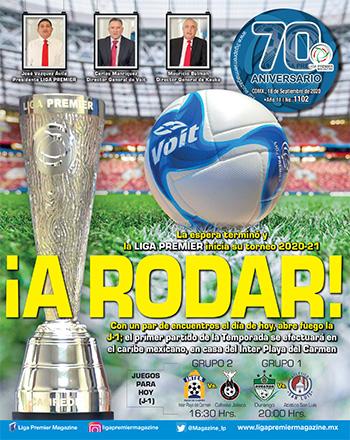 Liga Premier Magazine No. 1102