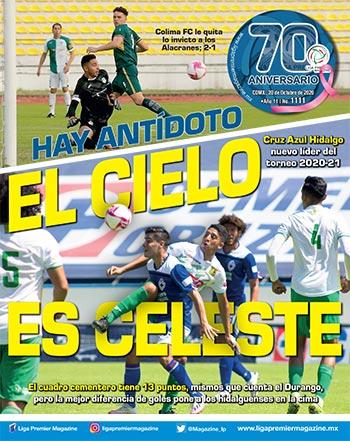 Liga Premier Magazine No. 1111