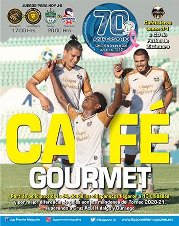 Liga Premier Magazine No. 1112