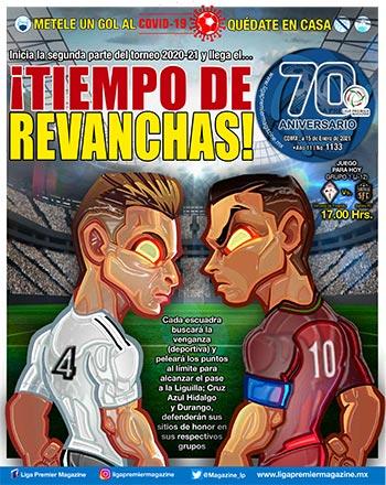 Liga Premier Magazine No. 1133