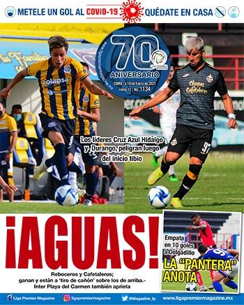 Liga Premier Magazine No. 1134