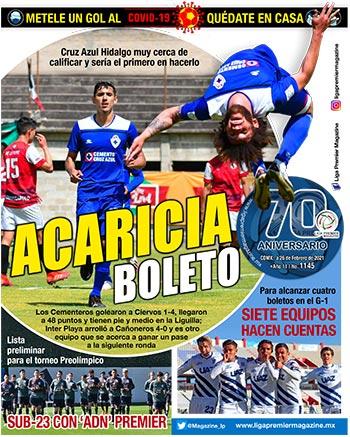 Liga Premier Magazine No. 1145