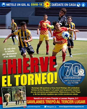 Liga Premier Magazine No. 1144