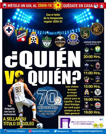 Liga Premier Magazine No. 1157