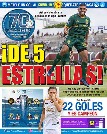 Liga Premier Magazine No. 1158