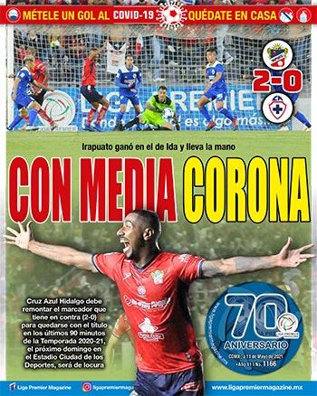 Liga Premier Magazine No. 1166