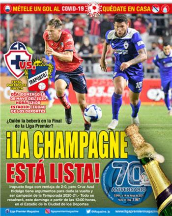 Liga Premier Magazine No. 1167