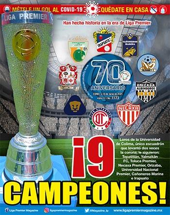 Liga Premier Magazine No. 1173